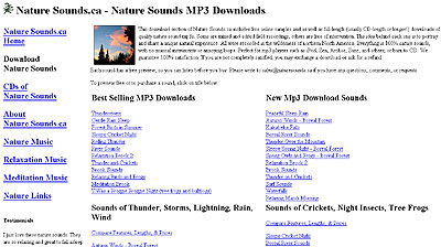 Nature Sounds 50+ Best Sites To Download Free Sound Effects