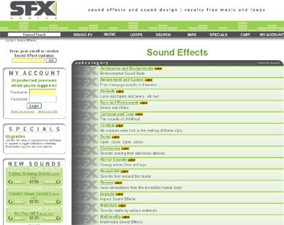 SFX Source 50+ Best Sites To Download Free Sound Effects