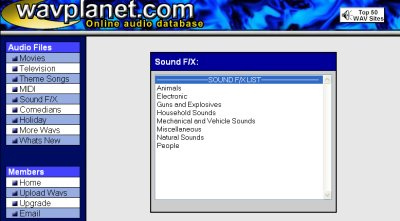 WavPlanet 50+ Best Sites To Download Free Sound Effects