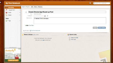 Google Chrome Web Apps