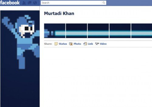 new facebook profile hack26 e1293998740624 35 Most Amazing And Creative Examples Of New Facebook Profile Page Design