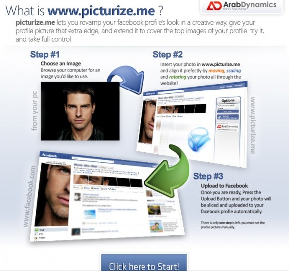 screen capture 4 e1294130752258 Top 5 Easy Ways To Pimp Up Your New Facebook Profile Look In A Creative Way