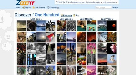 zooomr1 15+ Best Free Photo Sharing Sites For Photographers To Create Portfolio