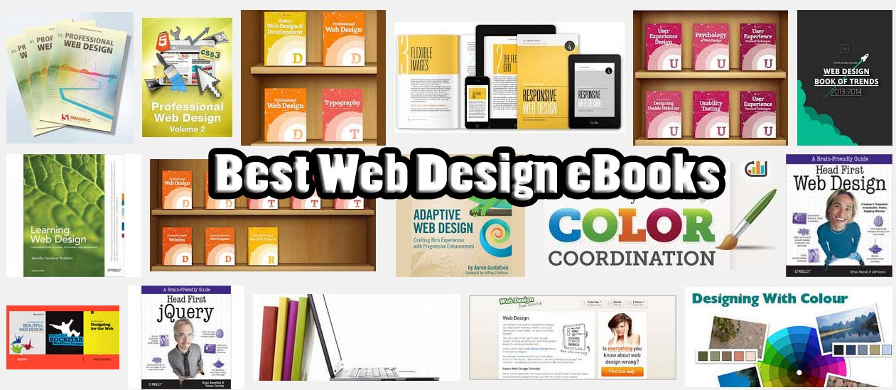 best web design ebooks