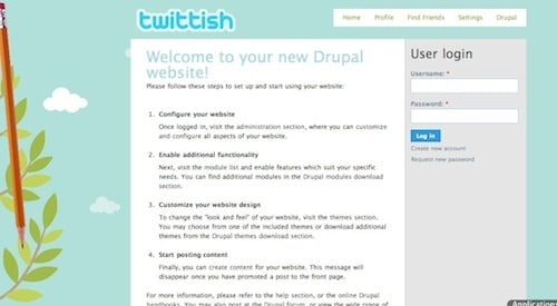 best free drupal theme19 40 High Quality Drupal Themes For Free Download