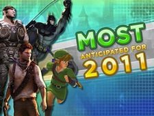 10 Most Expected PC Games Of The Year 2011
