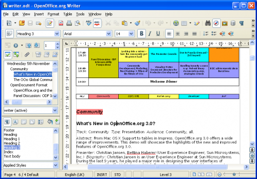 KOffice (Win, Mac, Linux) : KOffice is free Office suite software, ...