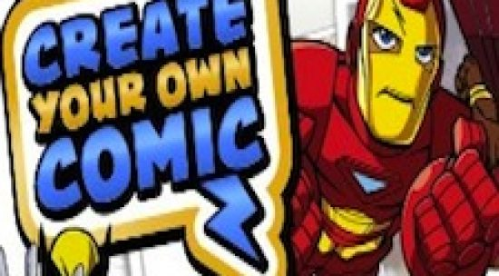 11 Great Sites To Create Your Own Comics Online For Free