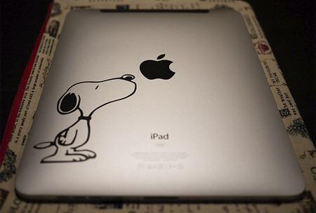 iPad Vinyl Decals And Stickers