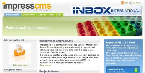 Free CMS Solutions