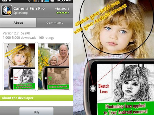 camera fun pro Android Apps : 20 Best Android Apps For Photography Expert