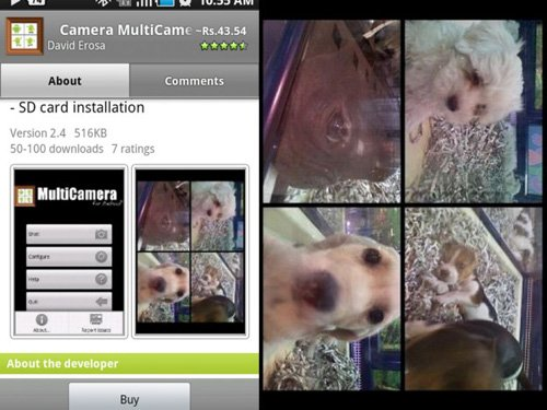 multi camera Android Apps : 20 Best Android Apps For Photography Expert