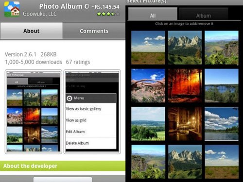 photo album organizer Android Apps : 20 Best Android Apps For Photography Expert