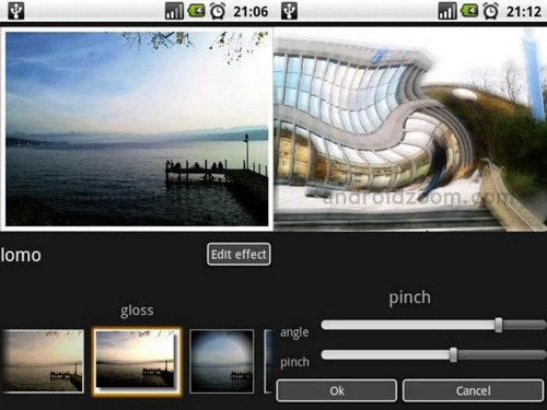 photo effects Android Apps : 20 Best Android Apps For Photography Expert