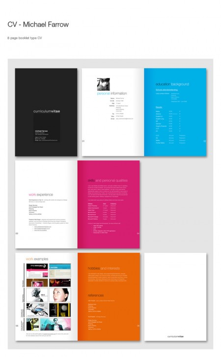 164 e1269806565683 Best Creative Resumes Examples and Ideas of All Time
