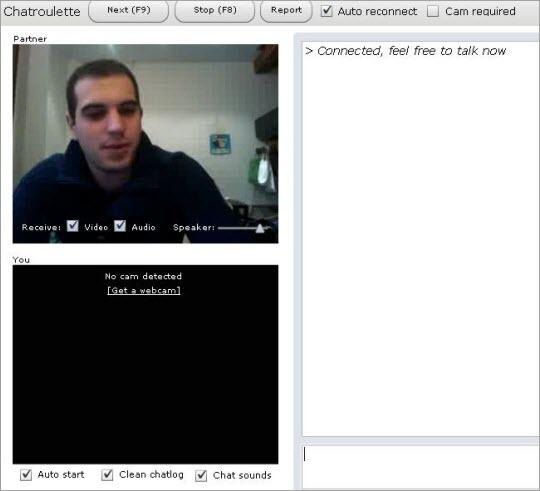 best free chat room - chatroulette