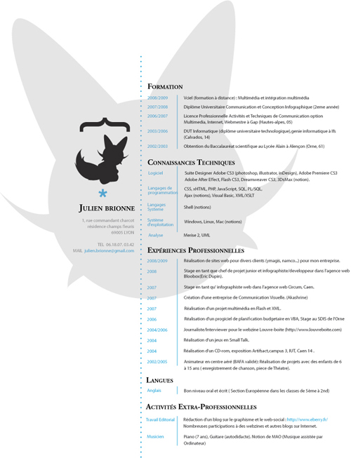 Images About Idées Cv On Pinterest Resume Creative Resume Images About  Idées