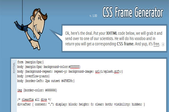 cssframe Top 10 Best Free Online CSS Editors For Web Designers