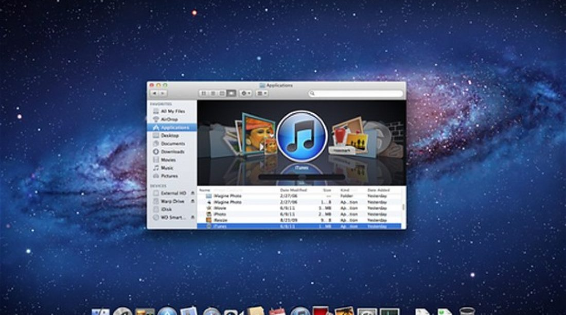 Get Ready For Lion - Apple OS X