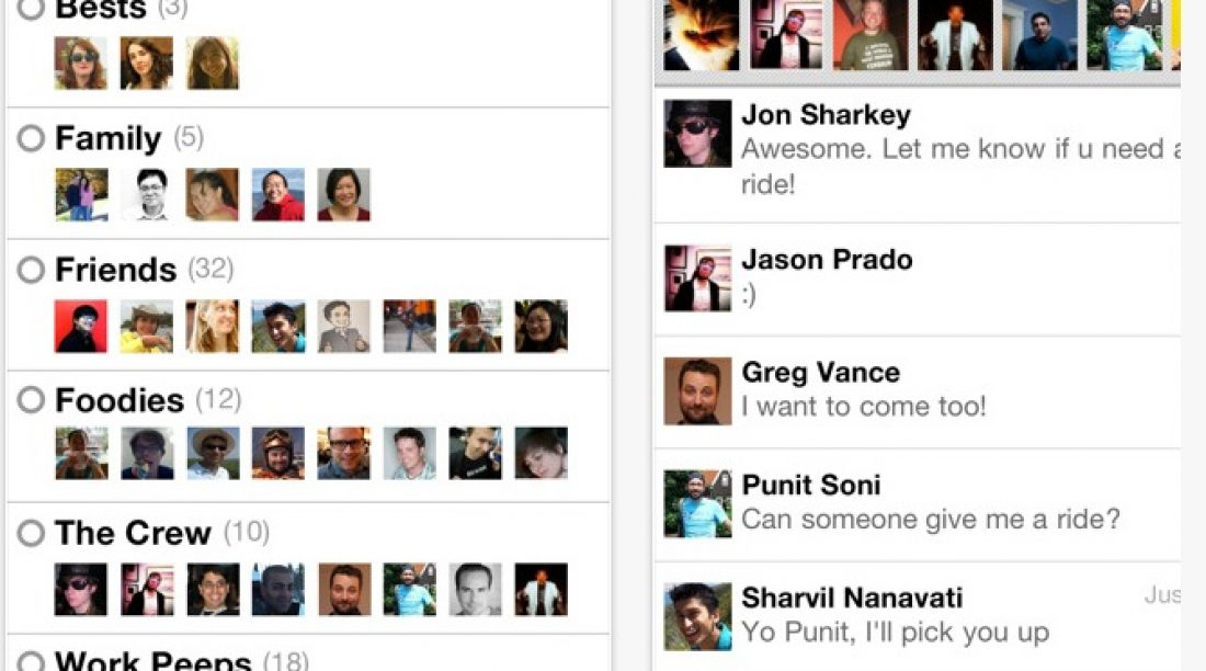 Google+ By Google For iPhone