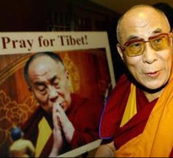 Dalai Lama And His 2 Million Followers on Twitter