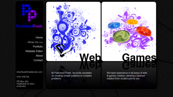 25 Creative Single Page Websites With Awesome JavaScript Effects