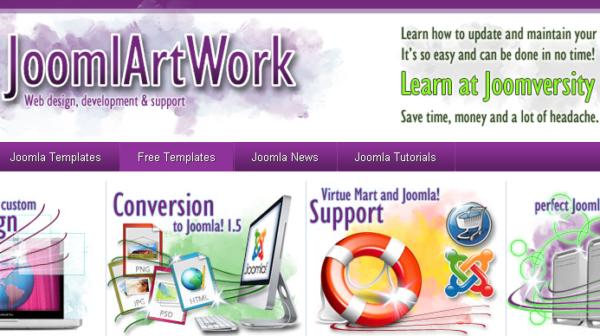 7 Best Websites For Free Joomla Templates