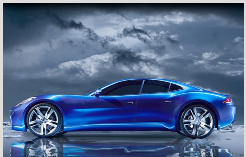 In Pictures- The Next Wave Of Green Cars - Fisker Karma - Forbes.com