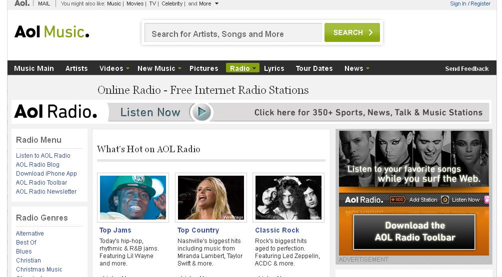 best free radio stations online