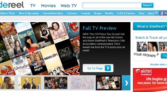 Watch Free TV Shows Online With These Seven Most Popular Sites