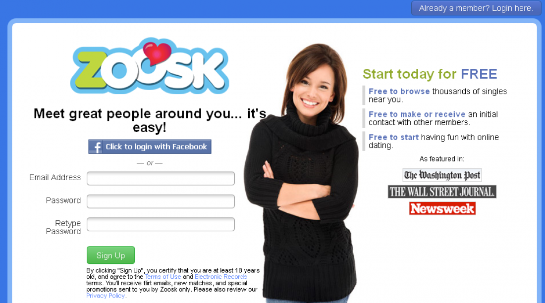 Top 7 Most Popular Facebook Dating Applications