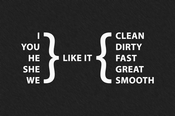 Most Creative typography designs - Best Collectionig (210)