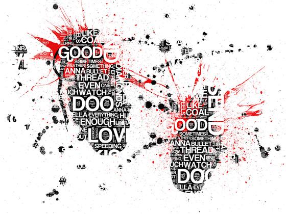 Most Creative typography designs - Best Collectionig (146)