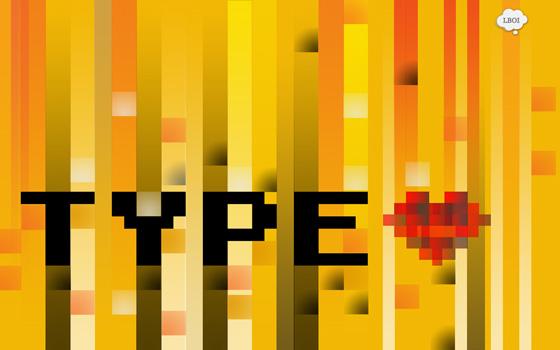 Most Creative typography designs - Best Collectionig (192)
