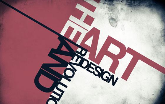 Most Creative typography designs - Best Collectionig (179)