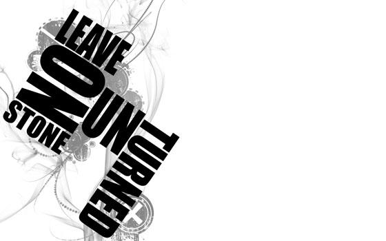 Most Creative typography designs - Best Collectionig (178)