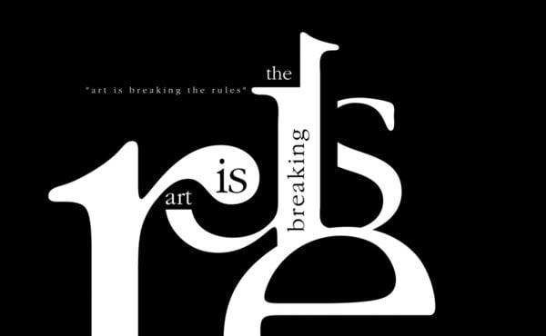 Most Creative typography designs - Best Collectionig (101)