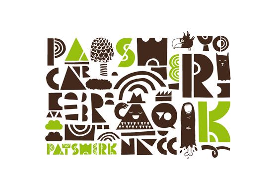 Most Creative typography designs - Best Collectionig (172)