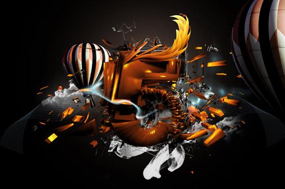 Most Creative typography designs - Best Collectionig (162)
