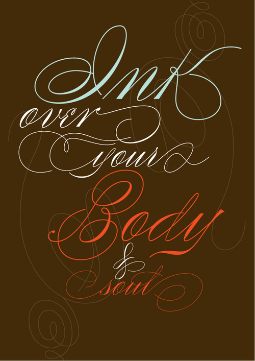 Most Creative typography designs - Best Collectionig (66)