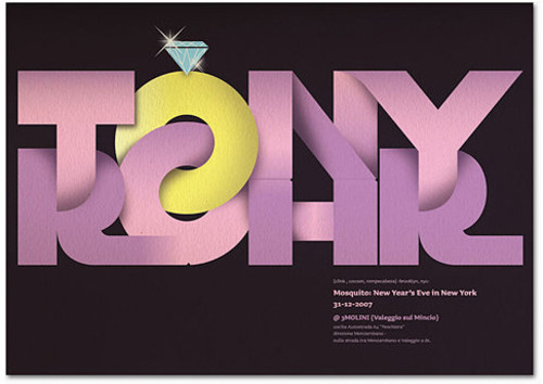 Most Creative typography designs - Best Collectionig (58)
