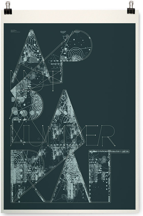 Most Creative typography designs - Best Collectionig (10)
