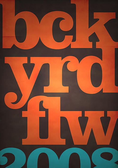 Most Creative typography designs - Best Collectionig (50)