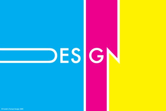 Design in Typography Wallpaper