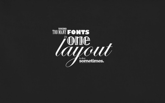 Too_many_Types Typography Wallpapers