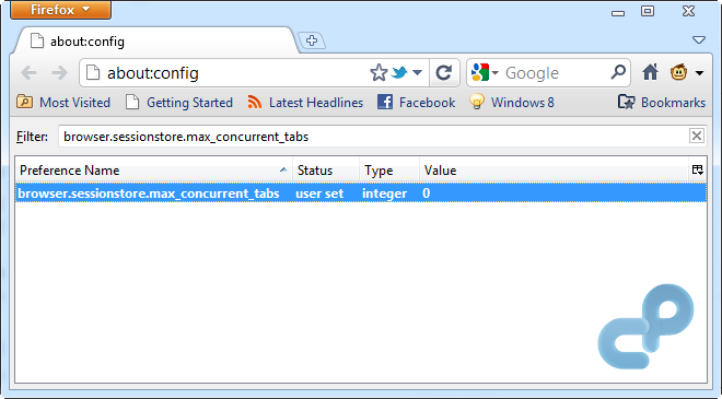 Firefox 4 Free Memory