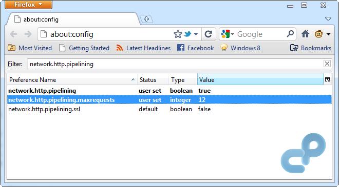Firefox 4 Network