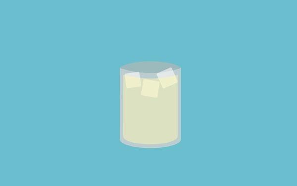Lemonade Was Popular by Scott Tolinski 60 Beautiful Minimalist Desktop Wallpapers