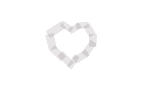 Lightbox Love by Rohan Nanavati 60 Beautiful Minimalist Desktop Wallpapers