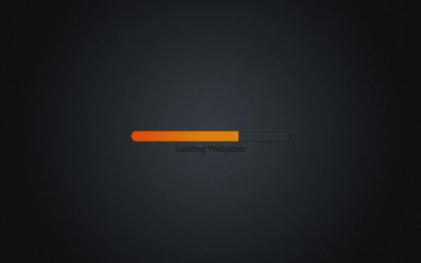Loading Wallpaper by Umar Irshad 60 Beautiful Minimalist Desktop Wallpapers